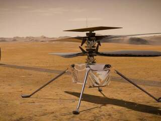 SCIENTIFIC AMERICAN • Ingenuity's 'Wright Stuff': A Piece of the Wright Flyer Will Soar on Mars