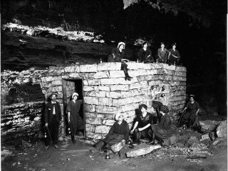 SMITHSONIAN MAGAZINE • When Tuberculosis Patients Quarantined Inside Kentucky's Mammoth Cave
